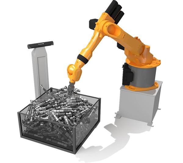 机器人无序抓取